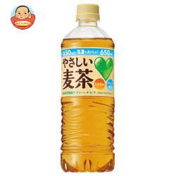 サントリー GREEN DAKARA(グリーン ダカラ) やさしい麦茶【手売り用】 650mlペットボトル×24本入