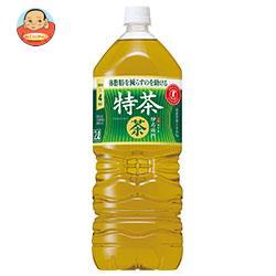 サントリー 緑茶 伊右衛門(いえもん) 特茶【特定保健用食品 特保】 2Lペットボトル×6本入