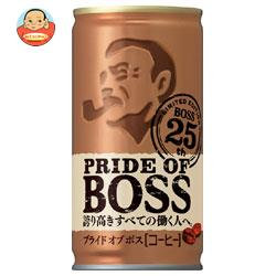 サントリー プライド オブ ボス 185g缶×30本入