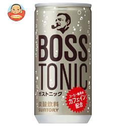 サントリー BOSS(ボス) トニック 190ml缶×30本入