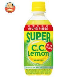 サントリー スーパーCCレモン 350mlペットボトル×24本入