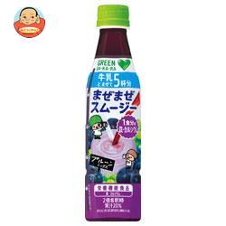 サントリー GREEN DAKARA(グリーン ダカラ) まぜまぜスムージープルーンミックス 350mlペットボトル×24本入