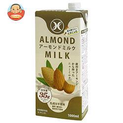 九州乳業 アーモンドミルク 1000ml紙パック×12(6×2)本入