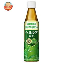 花王 ヘルシア 緑茶【特定保健用食品 特保】 350mlペットボトル×24本入