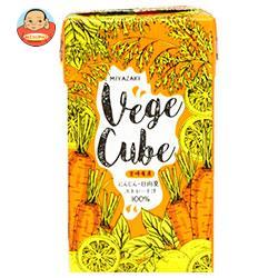 サンA Vege cube(ベジキューブ) 125ml紙パック×12本入