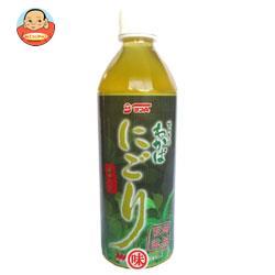 サンA 宮崎緑茶 すっきりわかば にごり 500mlペットボトル×24本入