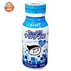 チチヤス たっぷりナタデココ 190gボトル缶×30本入