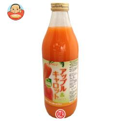 JAアオレン アップル&キャロット 1L瓶×6本入