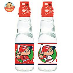 齋藤飲料工業 カープラムネ 200ml瓶×30本入
