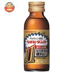 大正製薬 リポビタンD11 100ml瓶×50(10×5)本入