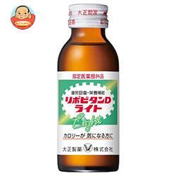 大正製薬 リポビタンDライト 100ml瓶×50(10×5)本入