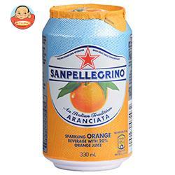 アランチャータ (オレンジ) 330ml缶×24本入