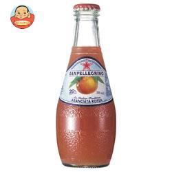 アランチャータ・ロッサ (ブラッドオレンジ) 200ml瓶×24本入