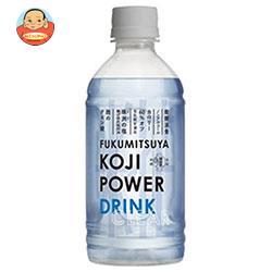 福光屋 KOJI POWER DRINK CLEAR(コウジ パワー ドリンク クリア) 350gペットボトル×24本入