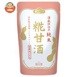 福光屋 酒蔵仕込み 純米 糀甘酒 150gパウチ×20袋入