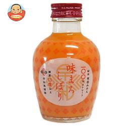 早和果樹園 味まろしぼり 180ml瓶×30本入