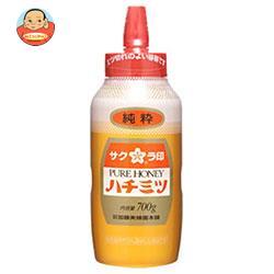 加藤美蜂園本舗 サクラ印 純粋ハチミツ 700g×12本入