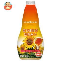加藤美蜂園本舗 サクラ印 純粋ひまわりはちみつ 150g×12本入