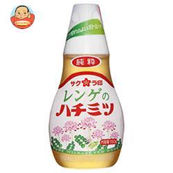 加藤美蜂園本舗 サクラ印 純粋レンゲハチミツ 150g×15本入