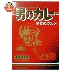 オリエンタル 男乃カレー チキン 200g×20個入
