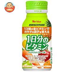ハウスウェルネス PERFECT VITAMIN(パーフェクトビタミン)1日分のビタミン ベジタブル&フルーツ味 190gボトル缶×30本入