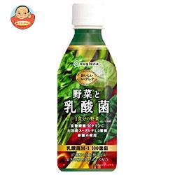 ユーグレナ おいしいユーグレナ 野菜と乳酸菌 280gペットボトル×24本入