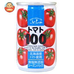 マルハニチロ北日本 ふらの トマト100 食塩無添加 160g缶×30本入