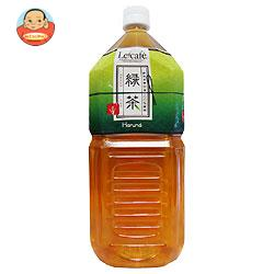 HARUNA(ハルナ) ルカフェ 緑茶 2Lペットボトル×6本入