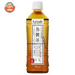 HARUNA(ハルナ) ルカフェ 烏龍茶 500mlペットボトル×24本入
