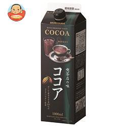 守山乳業 MORIYAMA 喫茶店の味 ココア 1000ml紙パック×6本入