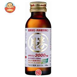マルカツ飲料 金ラベル 100ml瓶×50本入