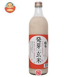 国菊 発芽玄米あまざけ(甘酒) 720ml瓶×6本入