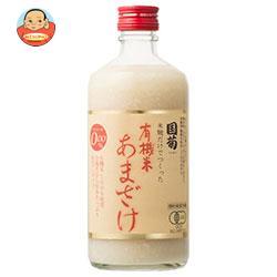 国菊 有機米あまざけ 500ml瓶×12本入