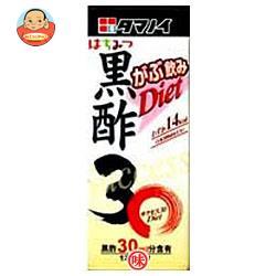 タマノイ 黒酢30Diet 200ml紙パック×24(12×2)本入