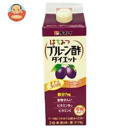 タマノイ はちみつプルーン酢ダイエット 濃縮タイプ 500ml紙パック×12本入