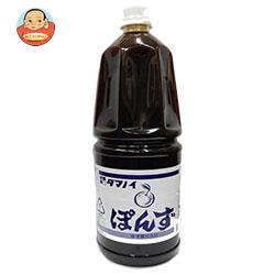 タマノイ ぽんず 1.8Lペットボトル×6本入