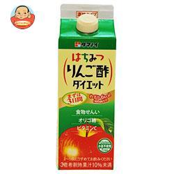 タマノイ はちみつりんご酢ダイエット濃縮タイプ 500ml紙パック×12本入