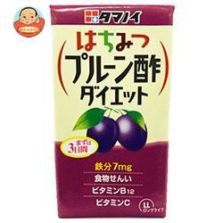 タマノイ はちみつプルーン酢ダイエット 125ml紙パック×24本入