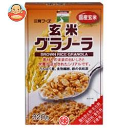 三育フーズ 玄米グラノーラ 320g×12個入