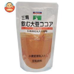 三育フーズ 飲む大豆 ココア 180gパウチ×20袋入