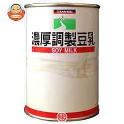 三育フーズ 濃厚調製豆乳 425g缶×24本入