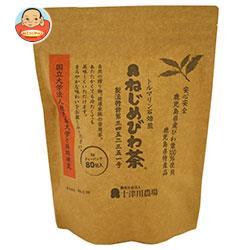 十津川農場 ねじめびわ茶80 (2gティーバッグ 80包入) 80P