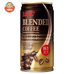UCC ブレンドコーヒー 185g缶×30本入