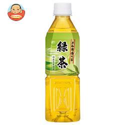 日本ヒルスコーヒー 大和園香り茶 緑茶 500mlペットボトル×24本入