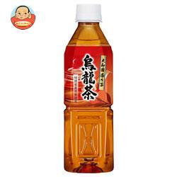 日本ヒルスコーヒー 大和園香り茶 烏龍茶 500mlペットボトル×24本入