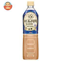 UCC 霧の紅茶 紅茶の時間 ティーウィズミルク 低糖 930mlペットボトル×12本入
