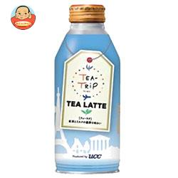 UCC TEA-TRiP TEA LATTE(ティートリップ ティーラテ) 375gリキャップ缶×24本入