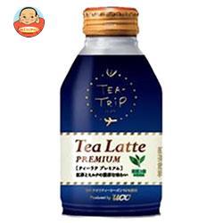 UCC TEA-TRiP TEA LATTE PREMIUM(ティートリップ ティーラテ プレミアム) 260gリキャップ缶×24本入