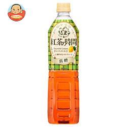 UCC 霧の紅茶 紅茶の時間 ティーウィズレモン 低糖 930mlペットボトル×12本入