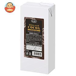 UCC HOLLAND COCOA(オランダココア) 1000ml紙パック×6本入